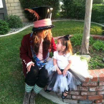 DIY Mad Hatter Top Hat