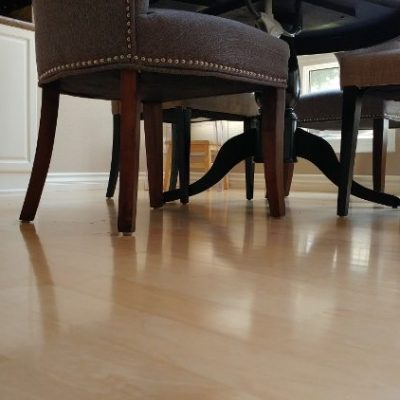 The Secret to Dust Free Floors