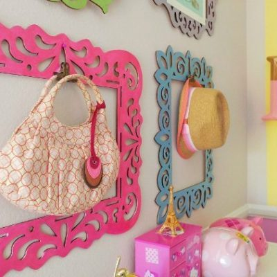 Girls Bedroom Décor Idea