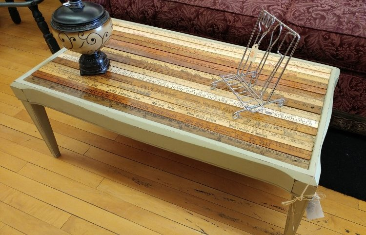 repurposed-furniture-yard-stick-coffee-table