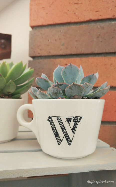 stenciled-repurposed-coffee-cups-diy-inspired