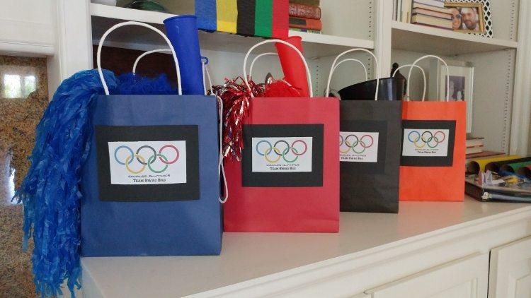 Summer Olympics Party - Team Gear