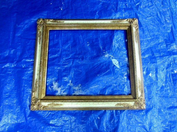 Trash to Treasure Frame