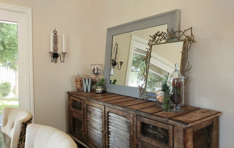 upcycled-dining-room-sconces - DIY Inspired