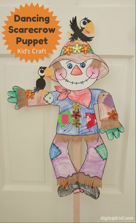 dancing-scarecrow-puppet-fall-craft-for-kids-diy-inspired