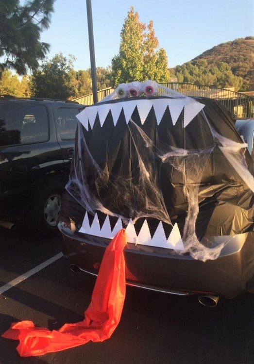 trunk-or-treat-monster