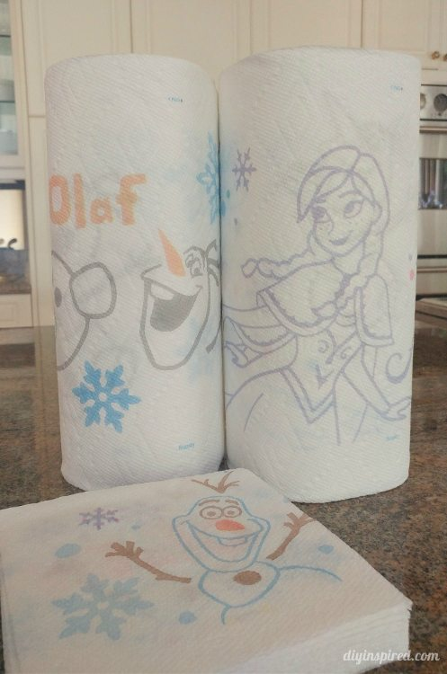 bounty-prints-featuring-disney-frozen