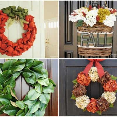 Thanksgiving Wreath Ideas