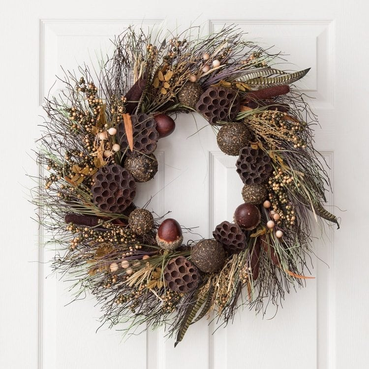 fall-wreaths-natural-accents