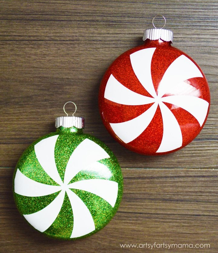 Diy Glass Ornaments: DIY Glass Ornament Ideas