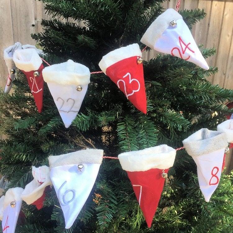 santa-hat-advent-calendar