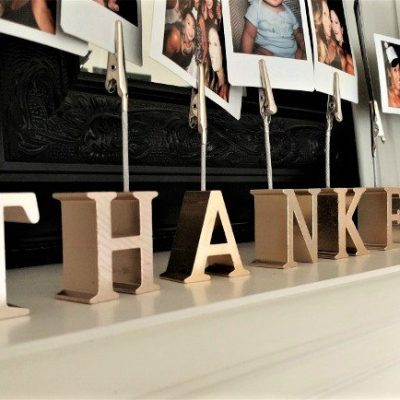 Thanksgiving Home Décor Ideas