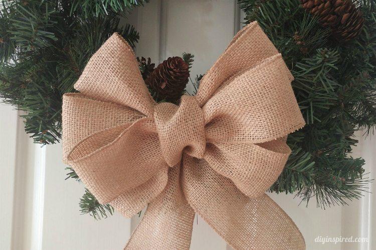 burlap-bow-for-wreath