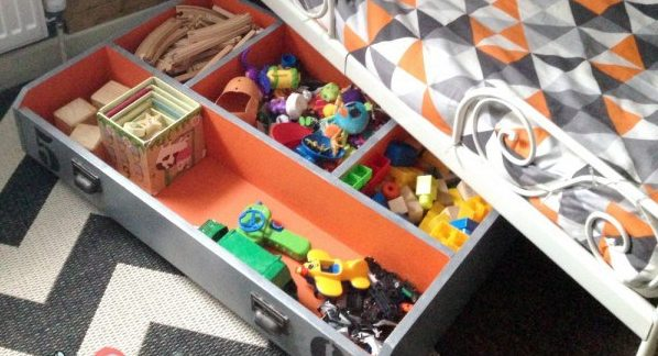 Drawer-Turned-Under-the-Bed-Toy-Storage