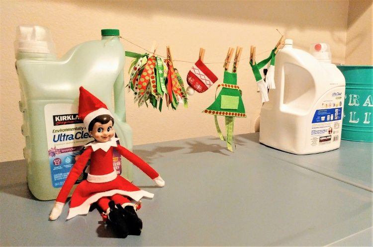 elf-on-the-shelf-ideas-doing-laundry