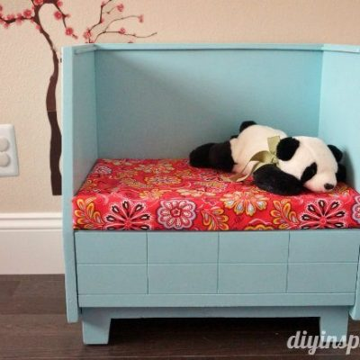 12 Storage and Organization Ideas for the Kid's Room