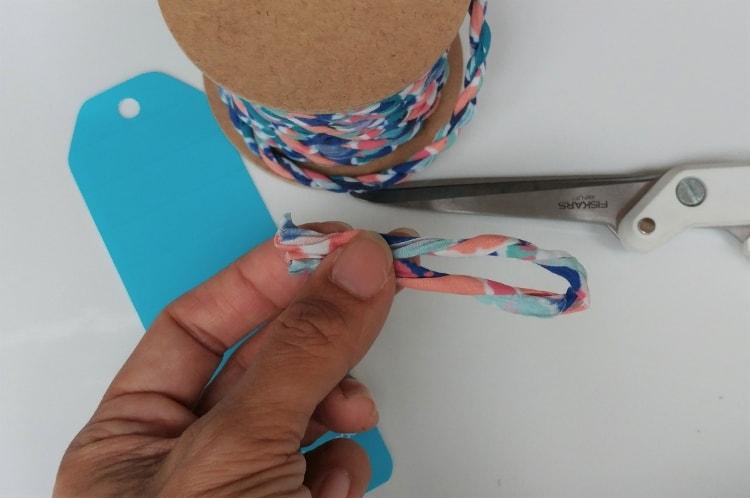 Definition Bookmark DIY Tassle