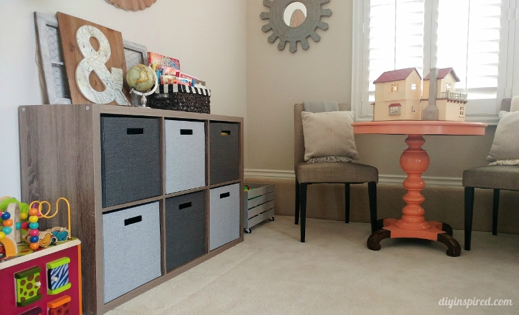 How to Create a Play Area in the Living Room - DIY Inspired
