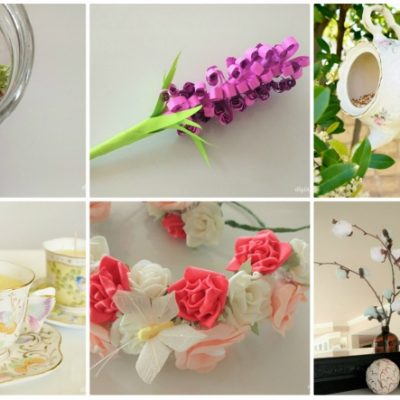 12 Spring Craft Ideas for Adults