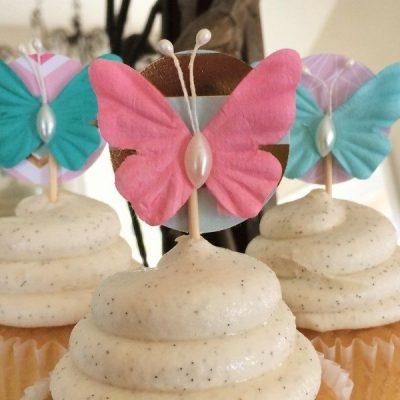 Cheap and Easy DIY Cake Toppers
