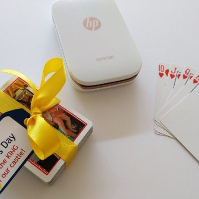 DIY Personalized Playing Cards