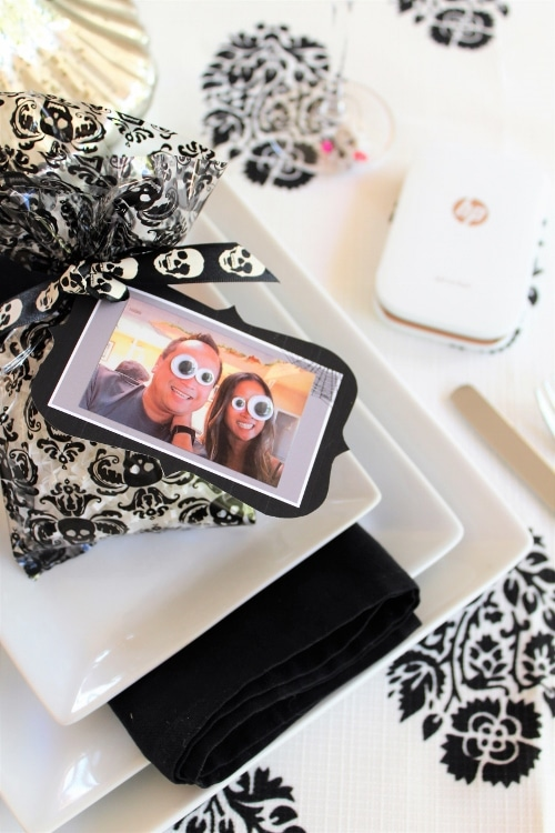 Wiggly Eye Photo Party Ideas for Halloween with Printable