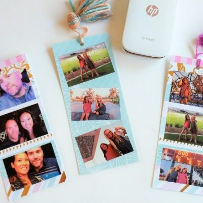 Photo Bookmark DIY Gift Idea