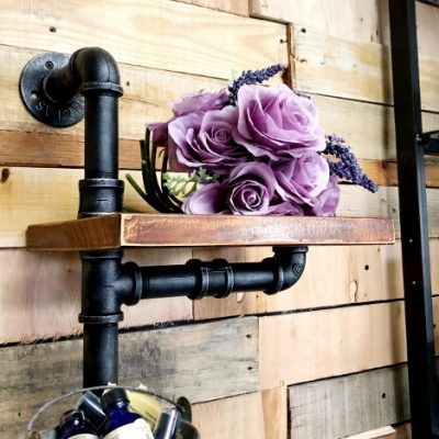 How to Build a DIY Pallet Wall