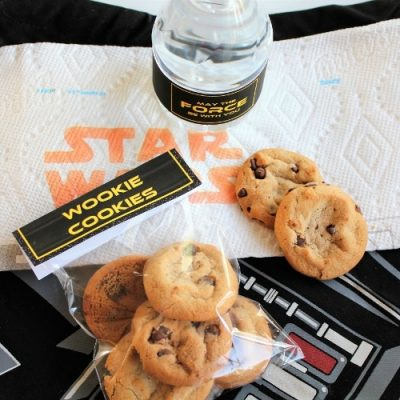 Star Wars Theme Inspired Party Printables