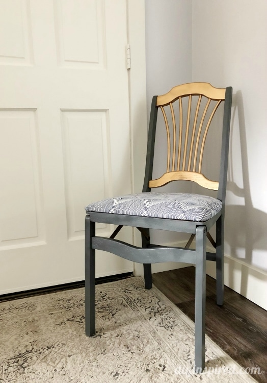 DIY Chair Furniture Makeover