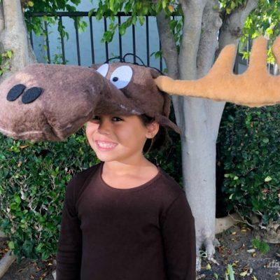 DIY Bullwinkle Costume