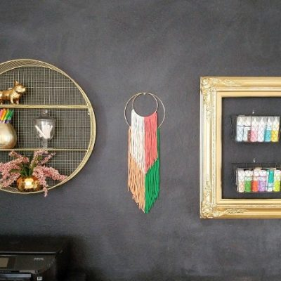 4 DIY Ideas for Your Home Decor