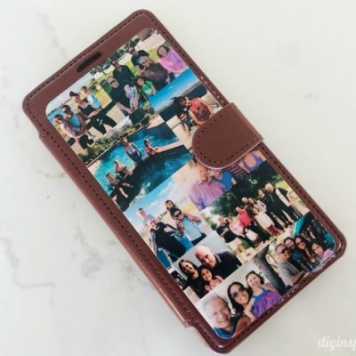 DIY Photo Cell Phone Case
