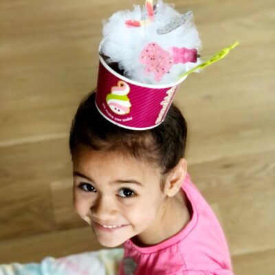 Crazy Hair Day Yogurt Cup