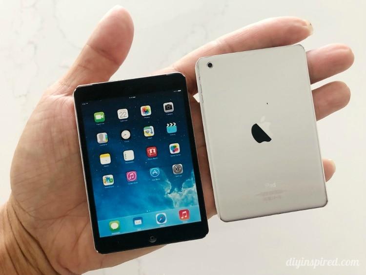 DIY Doll iPad or Tablet