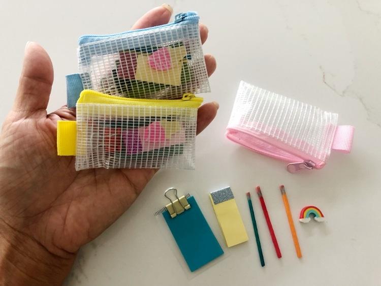 Dollar Store Diy Doll School Supplies Diy Inspired