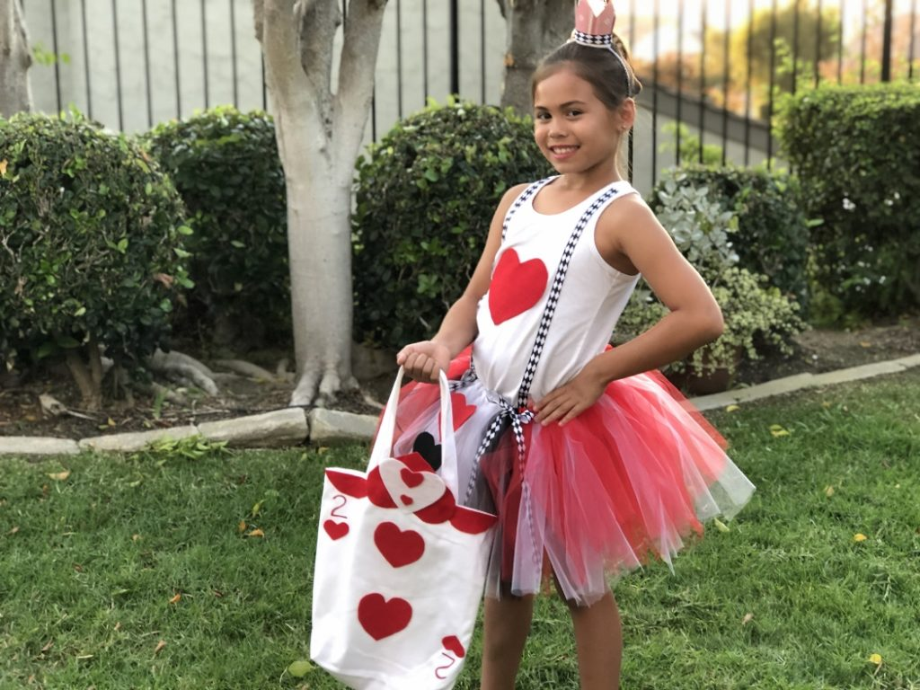 Best Queen of Hearts Kids Costume