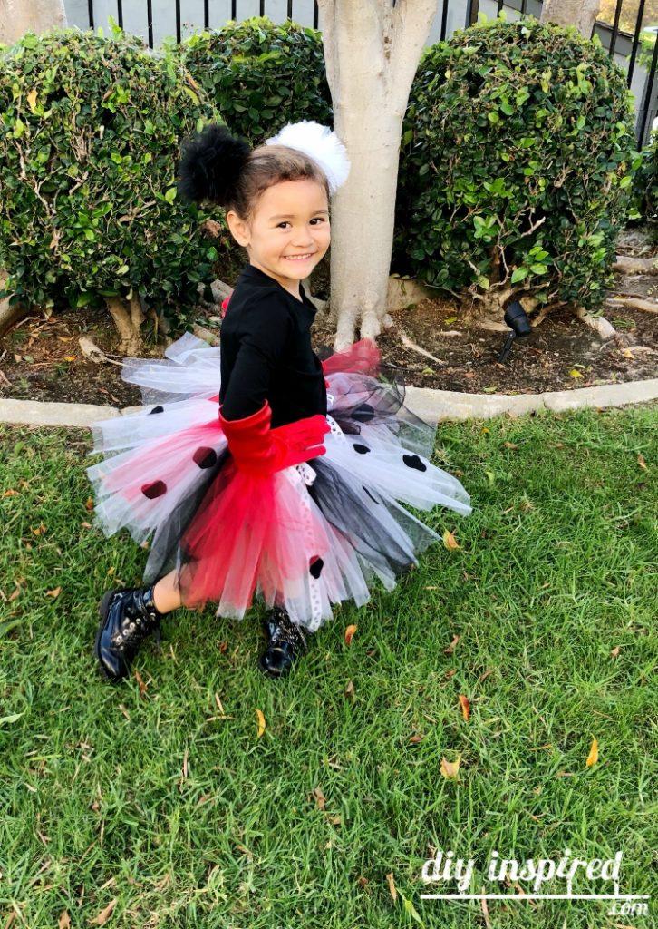 Cruella de Vil Disney Bound Costume