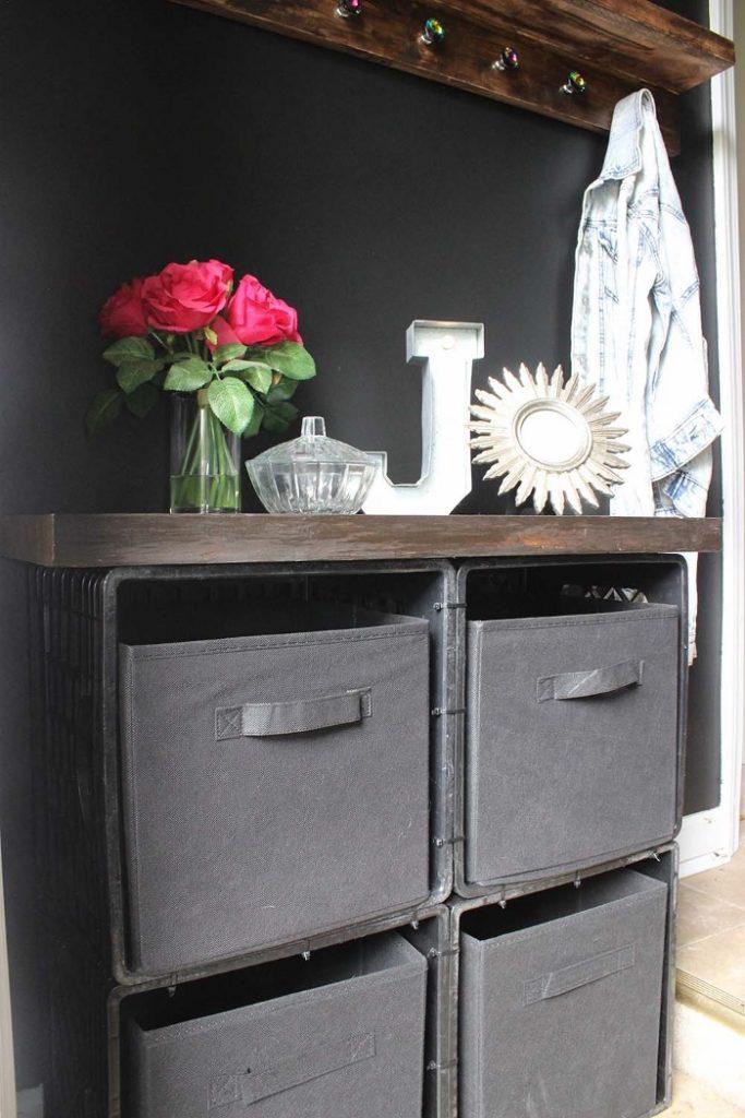 DIY Shoe Storage and Organization Idea