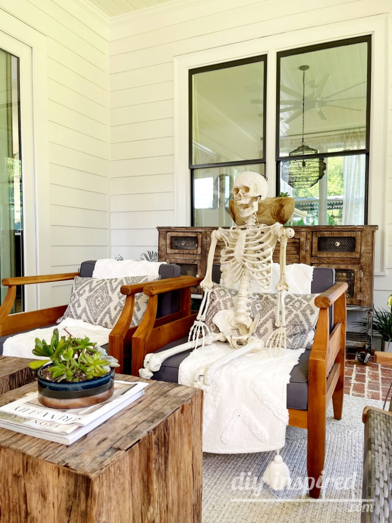 Decorating with Skeletons Ideas