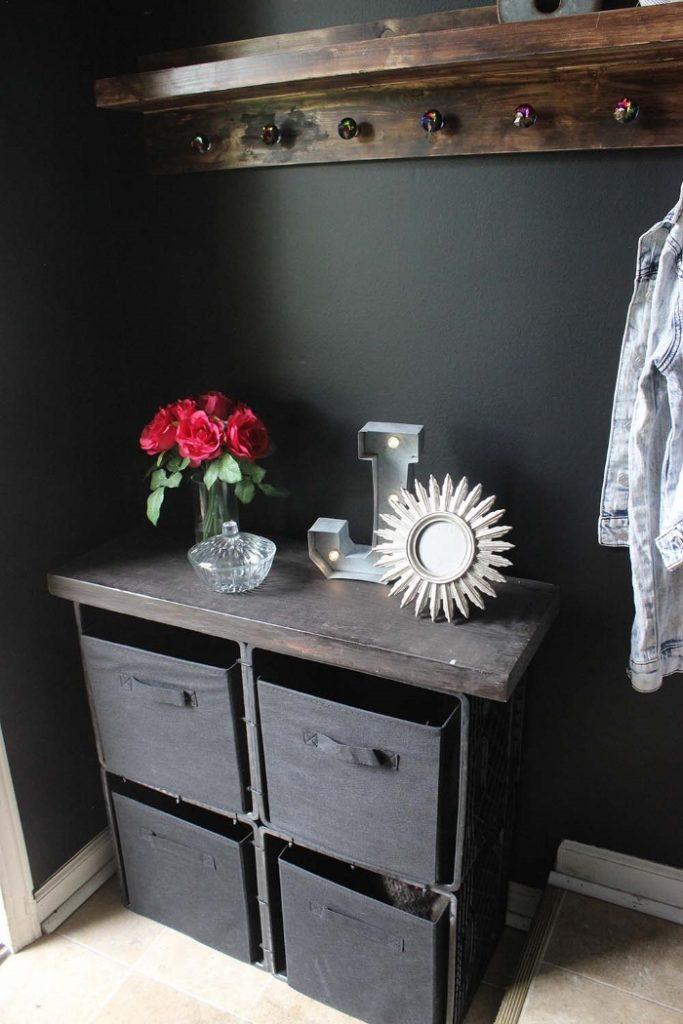 Easy DIY Shoe Storage Idea- Laci Jane