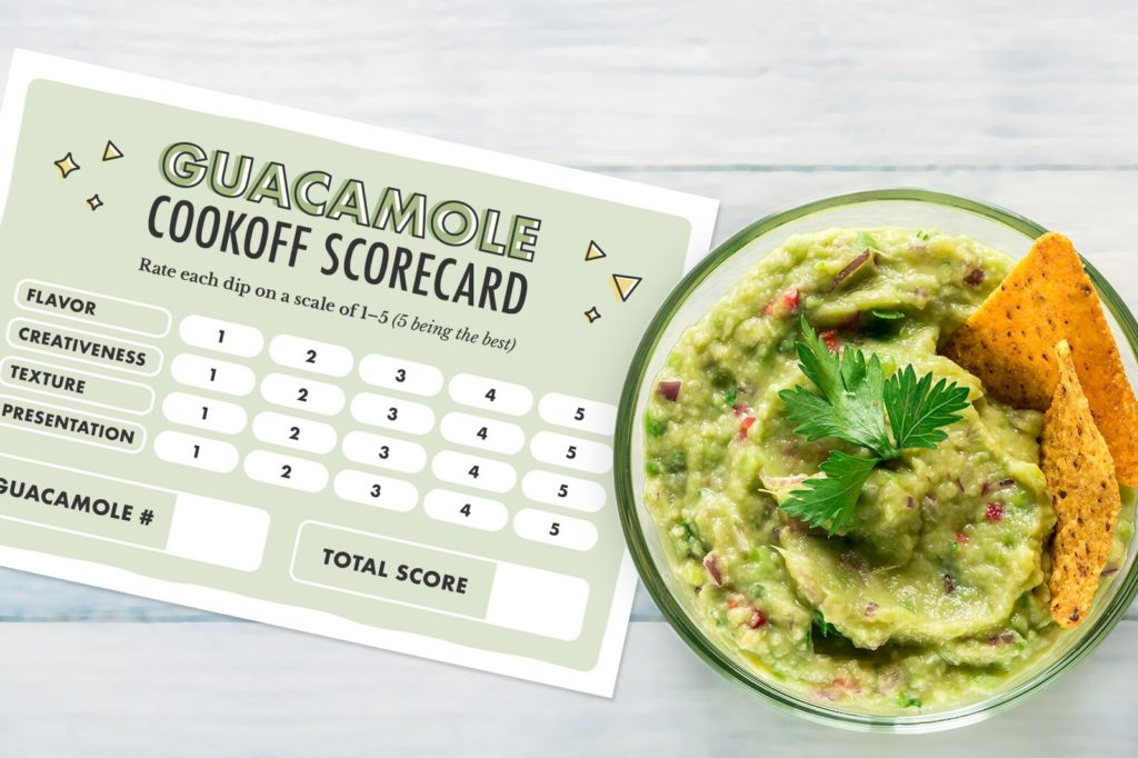 Guacamole and Taco Puns and Printables