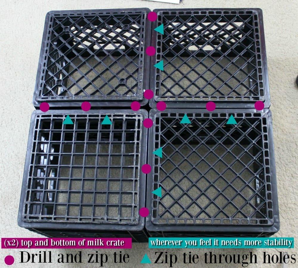Shoe Storage Idea DIY Guide
