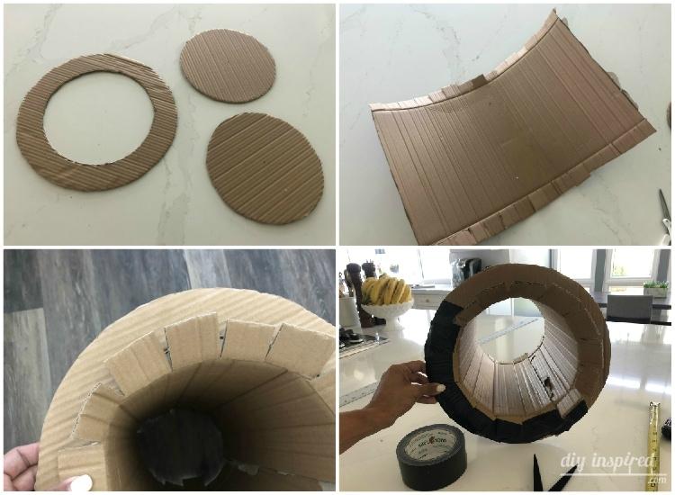 DIY Cardboard Top Hat