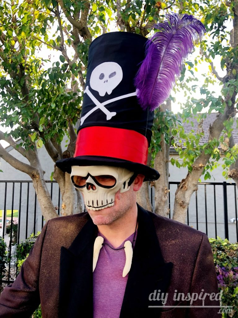 Dr. Facilier Costume DIY Inspired