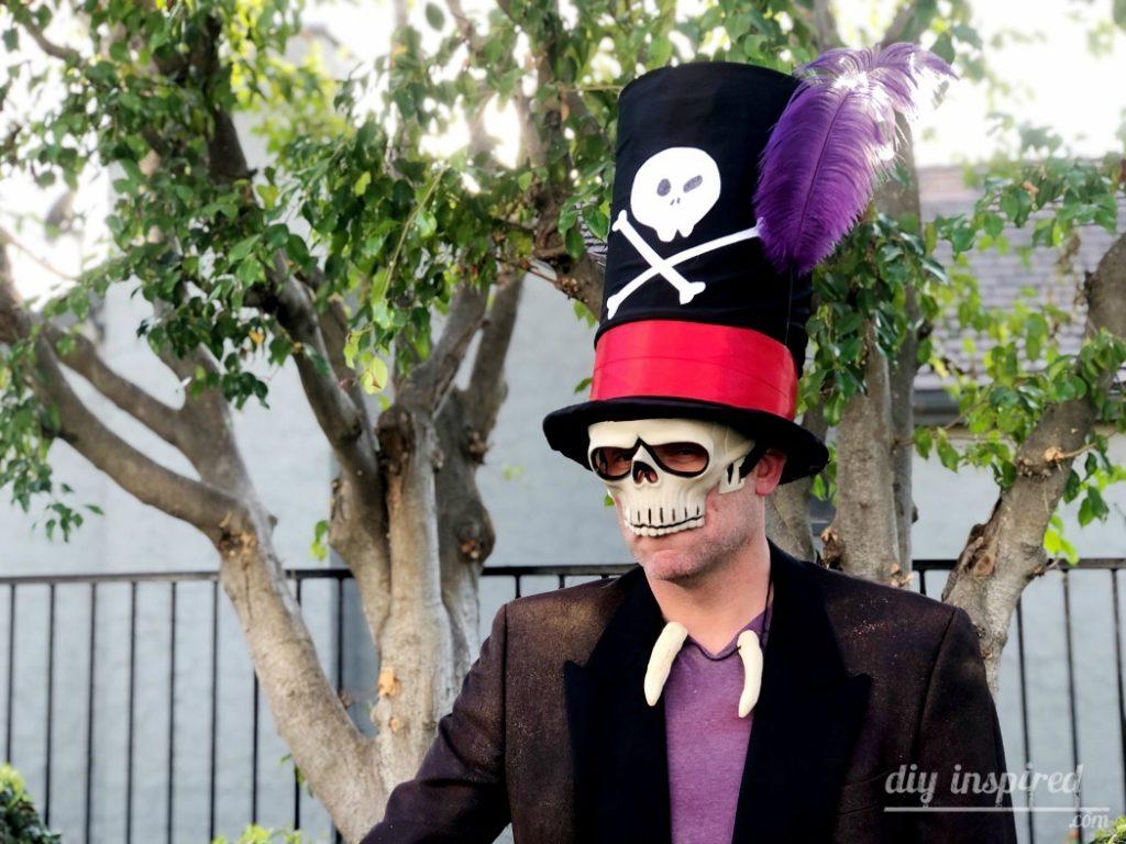 Dr. Facilier DIY Top Hat