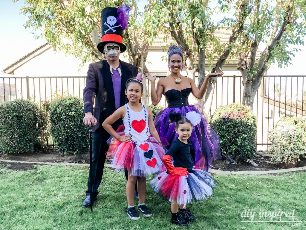 Family Halloween Costume Ideas DIY