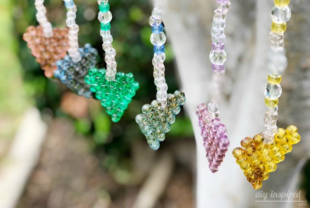 Melted Bead Craft Idea