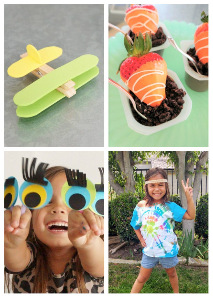 4 Fun Creative Things to Do with the Kids