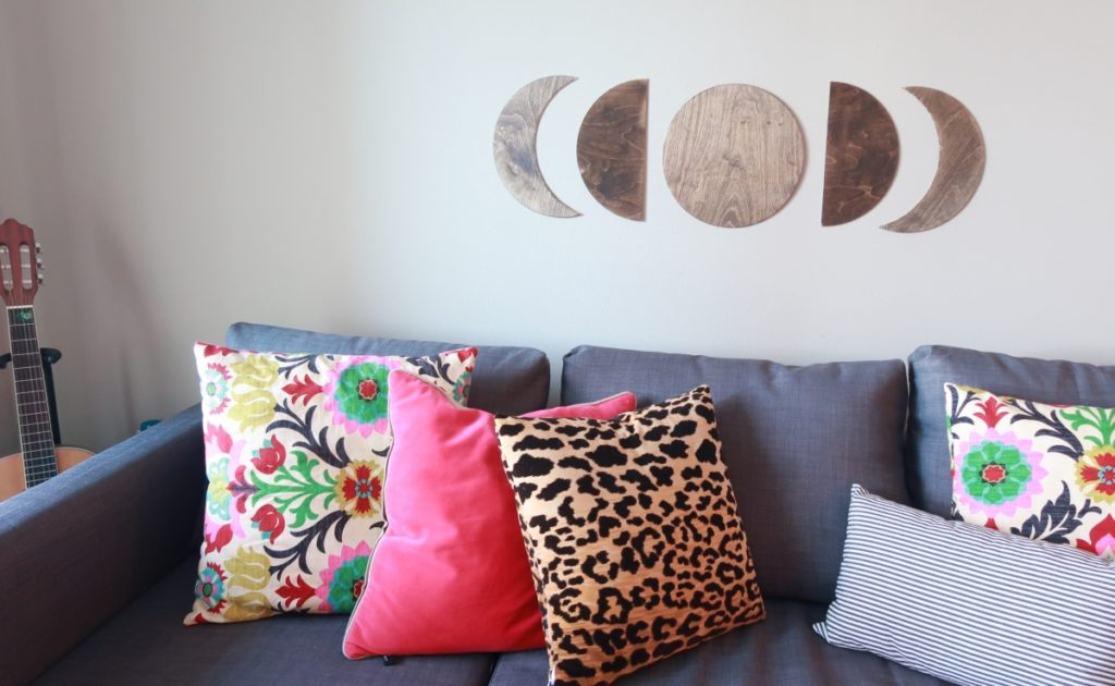 DIY Wall Art - Wood Craft